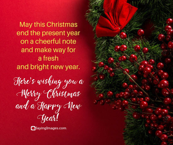 Best wishes to all at Christmas