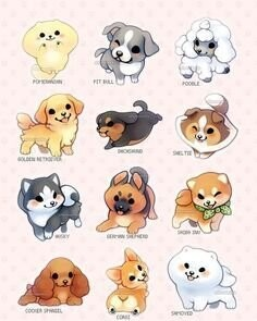 Caricaturas de perritos
