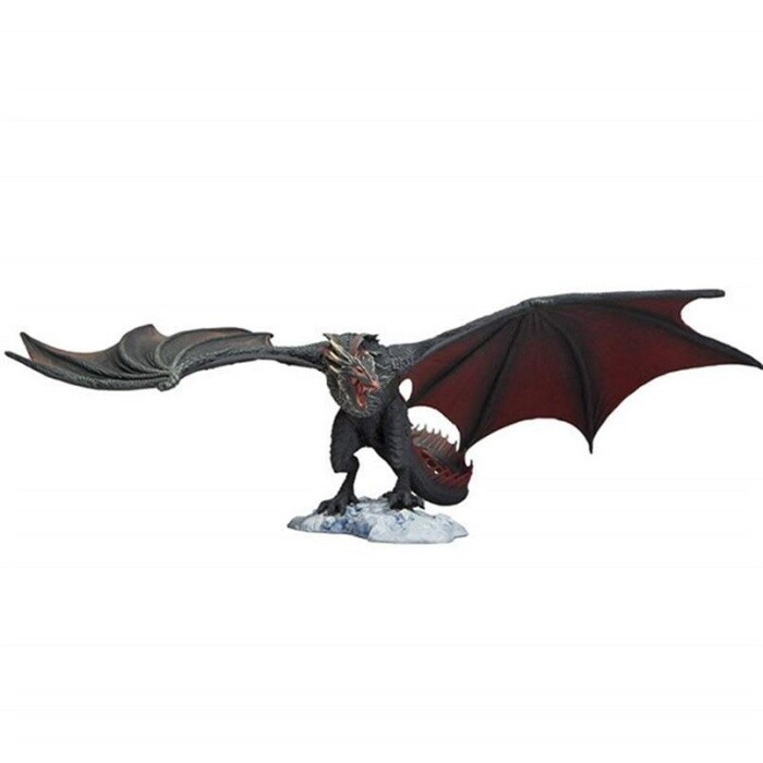 Game Of Thrones Fire Dragon & Ice Dragon