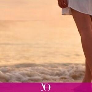 Hora de caminar por la playa, entre otros beneficios, quema un 50% más de calorías