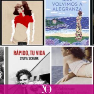 Nueve novelas para devorar este verano
