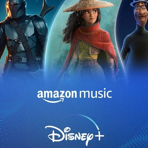 How to get up to 6 months of Disney Plus for free with an Amazon Music Unlimited subscription