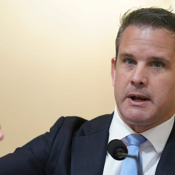 Rep. Adam Kinzinger reacts to bombings at Kabul airport: 'Congratulations, the endless war got fired up again'
