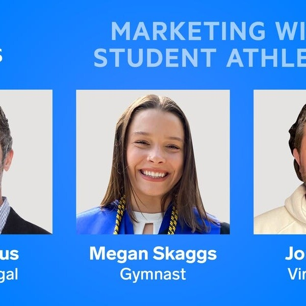 JOIN OUR FREE LIVE EVENT ON SEPT 8: How to market your brand or small business with student athletes