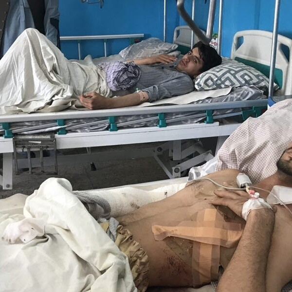 A nation's healthcare system at 'risk of collapse.' Afghan doctors and health minister describe the looming catastrophe.