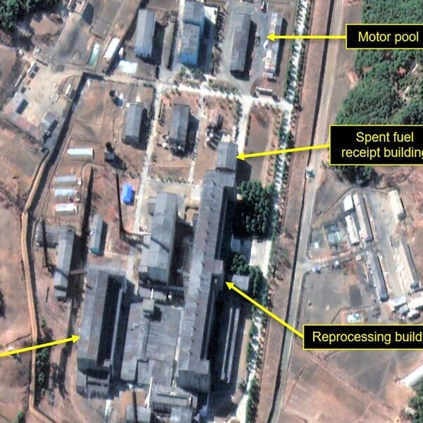 North Korea seems to be ramping up its nuclear arsenal by restarting a reactor that's been inactive for years, UN says