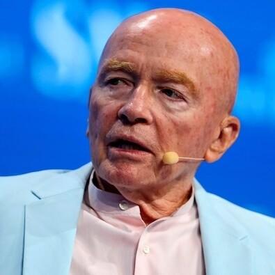 Legendary investor Mark Mobius says portfolios should hold 10% in gold as unprecedented stimulus devalues currencies worldwide