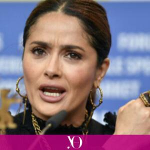 """Salma Hayek, la cincuentañera sin complejos, cumple 55: """"Preferiría no verme joven y sentirme joven"""""""
