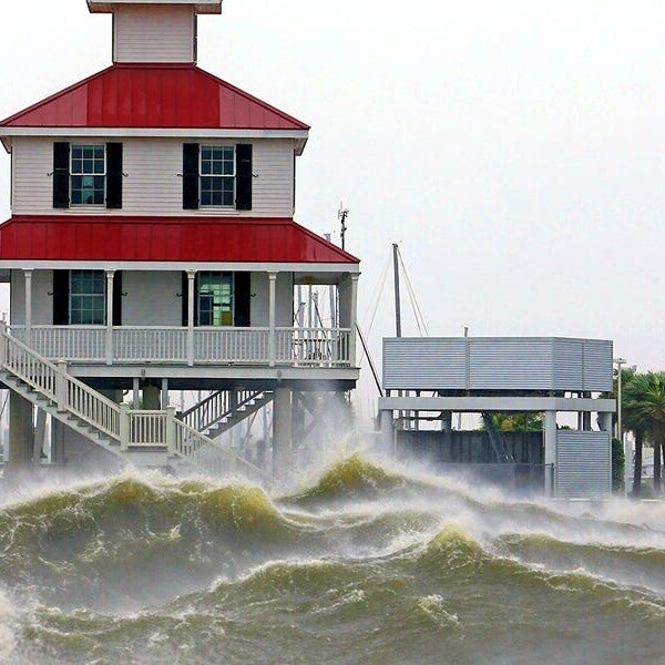Welcome to your new planet: There's no such thing as a local disaster