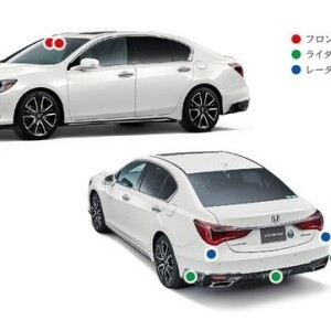 The world's first! Honda's mileage and L3 autopilot system launched