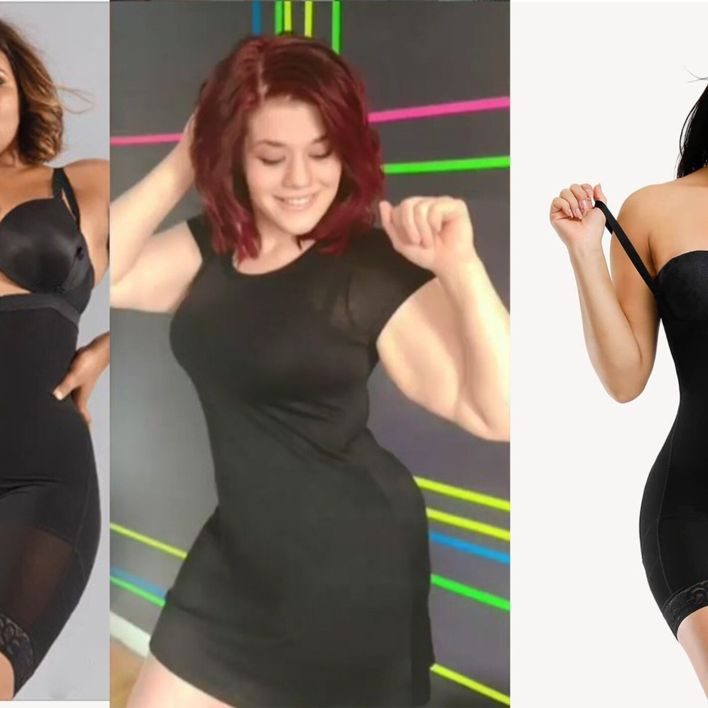 Shapellx Before and After   Shapewear and Waist Trainer Results