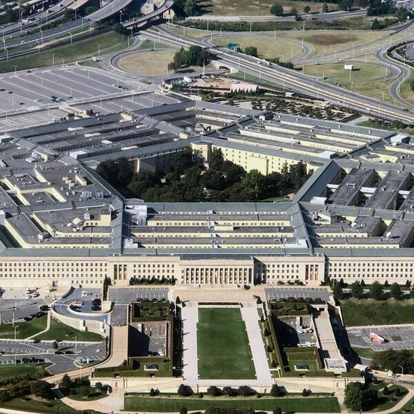 A slice of the Pentagon's internet space that was taken over by a Florida company minutes before Trump left office has been returned, but the myste...