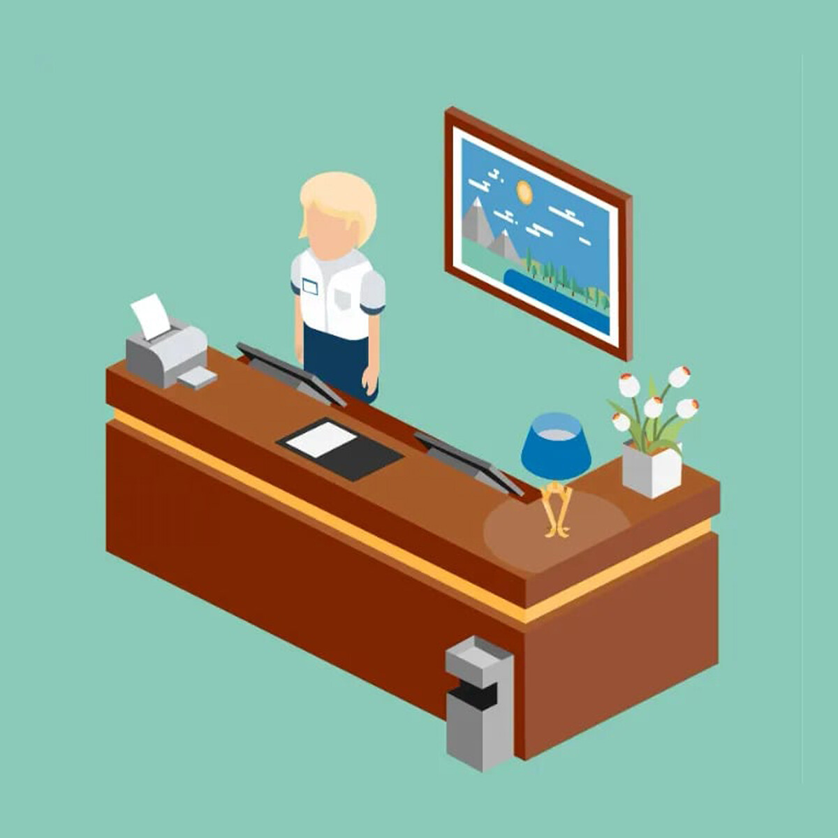 7 Reasons Why Front Desk Scoring is an Essential Component of Success