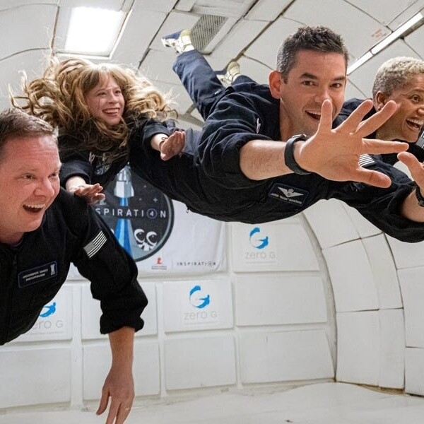 SpaceX is launching its first civilians on Wednesday. Photos reveal how they trained for the 3-day spaceflight.