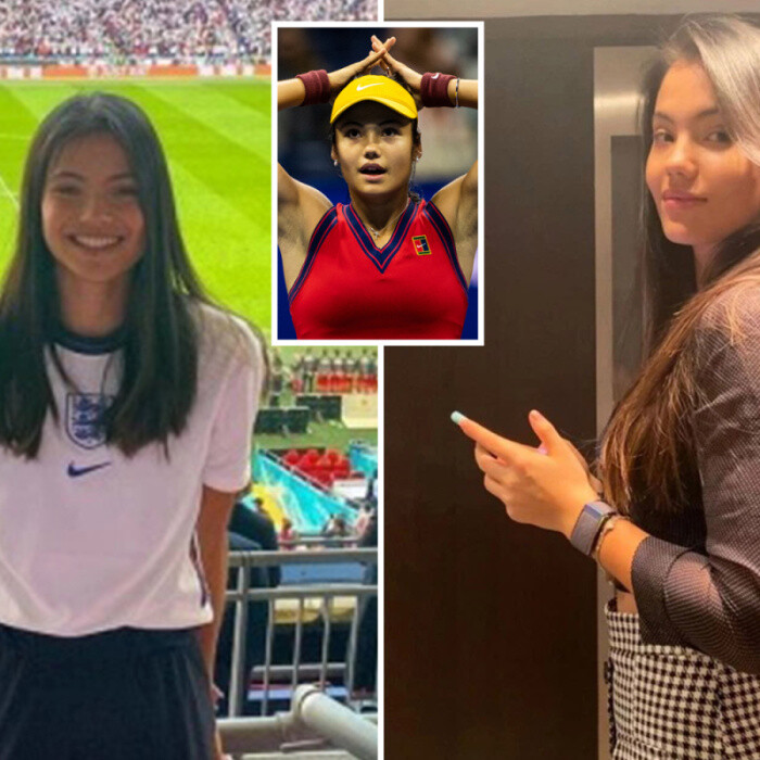 How Emma Raducanu charmed Wimbledon, stormed US Open and gained 575k followers while becoming new face of British tennis