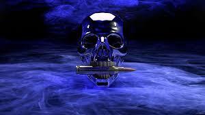 DEATH BLUE