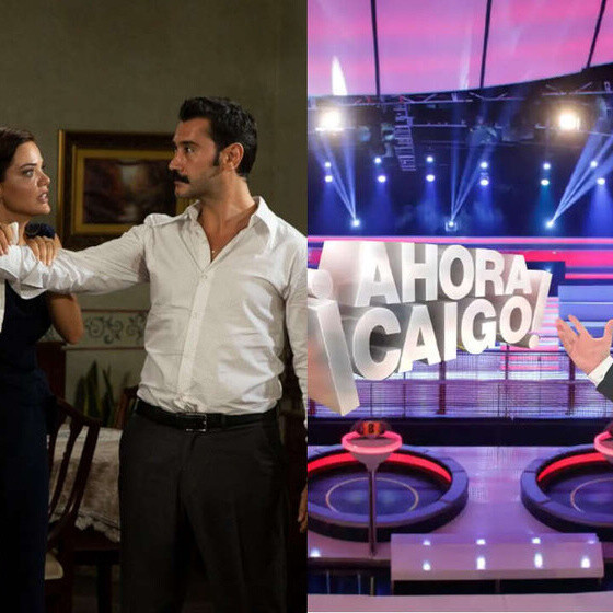 Antena 3 dice adiós a 'Ahora caigo' y anuncia el estreno en su lugar de 'Tierra Amarga', su nueva telenovela turca