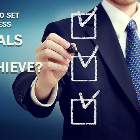 Kassem Mohamad Ajami - How To Set Business Goals And Achieve?