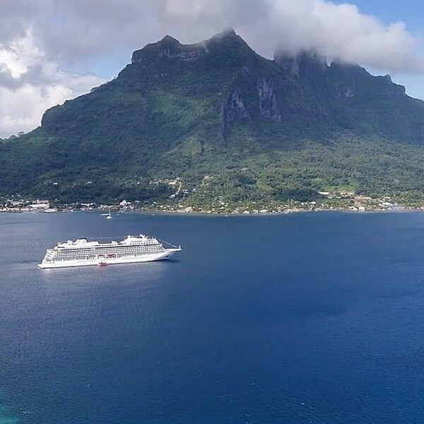A pair of parallel and identical 2023 around-the-world cruises are both nearly sold out - see what it would be like to sail on
