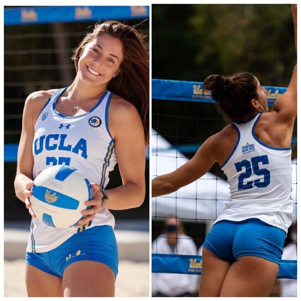 Lexy Denaburg... Beach Volleyball / UCLA