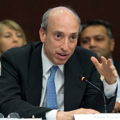 Top US regulator Gary Gensler ups the pressure on crypto exchanges after Coinbase spat, saying they need to 'come in and talk to us'