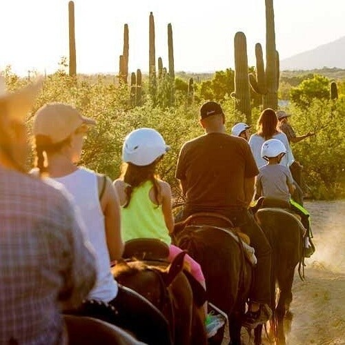 11 dude ranches where you can ride horses, go skeet shooting, or try fly fishing - and most meals are included