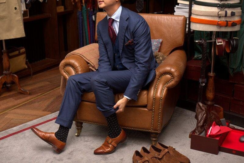 How To Choose The Right Shoe Colors For Your Suits