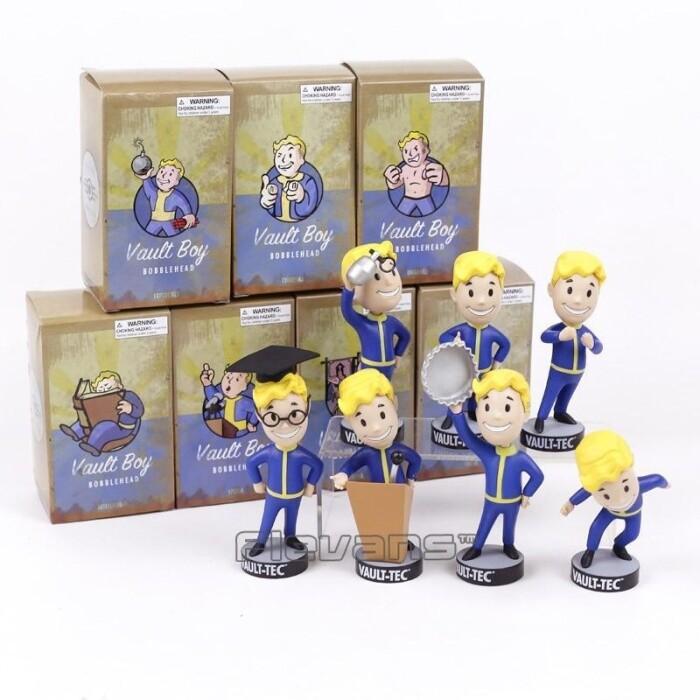 Vault Boy Fallout Figure
