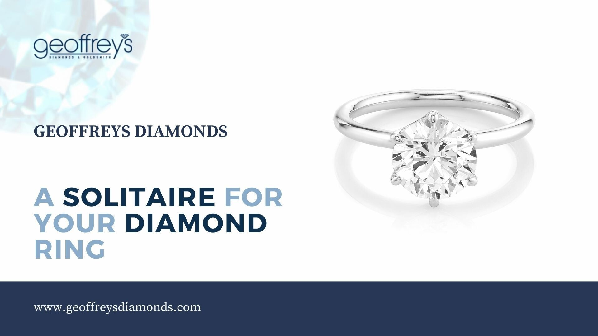 Choosing a solitaire for your diamond ring
