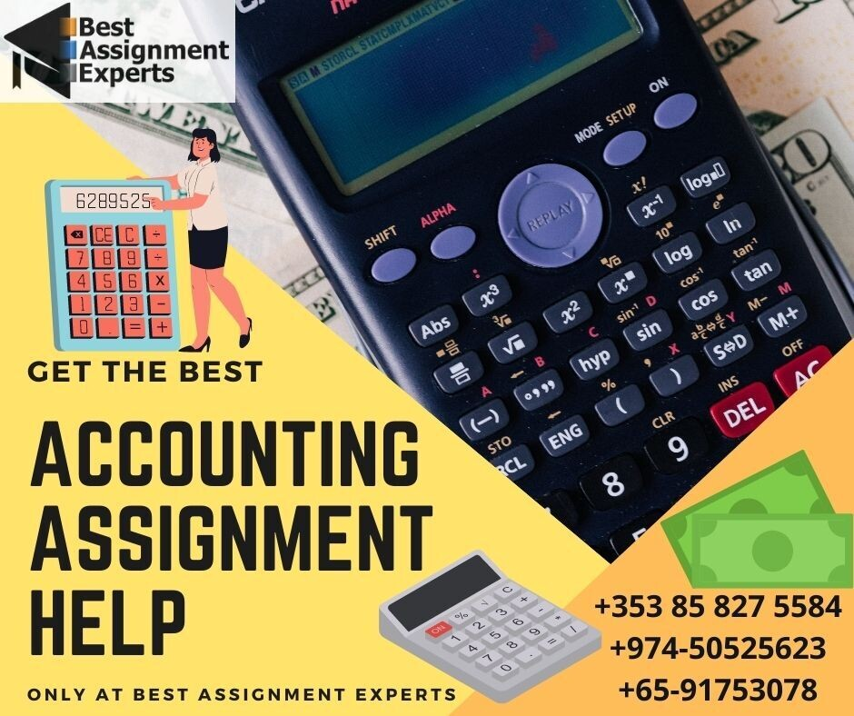 Accounting Assignment Help