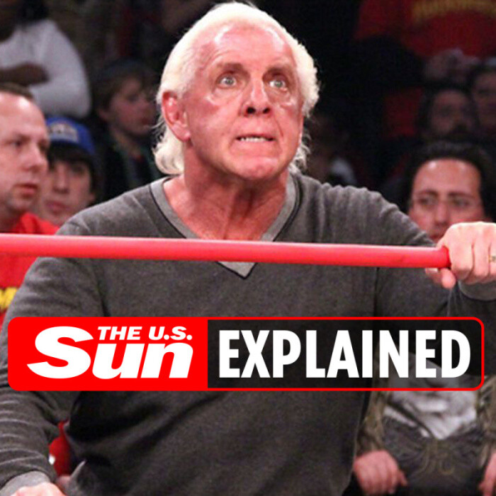 Why is Ric Flair trending?