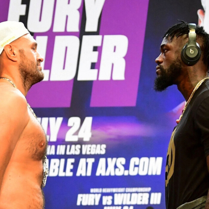 Deontay Wilder brands Tyson Fury 'one of the biggest cheats in boxing' as he ramps up trash talk ahead of trilogy fight