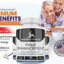 What Ingredients are Present in AndroCharge Male Enhancement's Formula?
