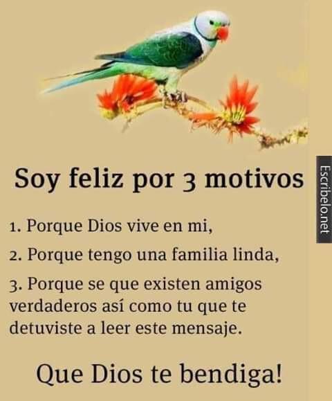 Buenos deseos a todos.