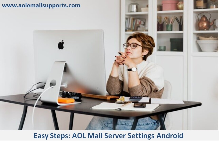 Easy Steps: AOL Mail Server Settings on Android and iPhone
