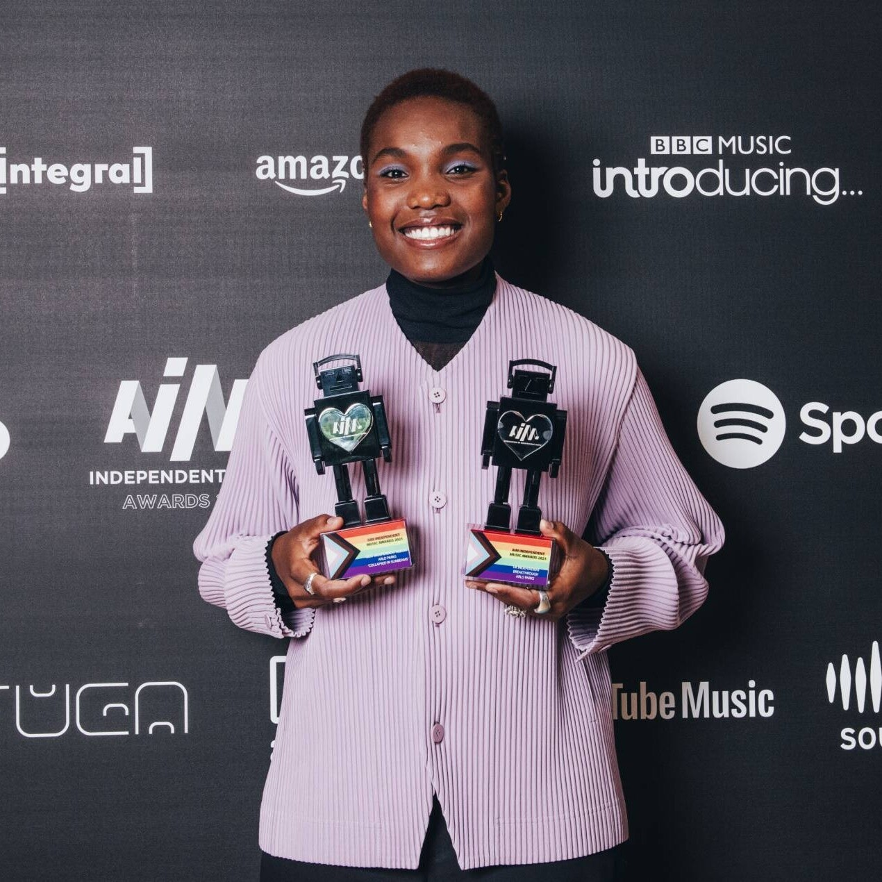 Arlo Parks leads the winners at the AIM Awards 2021