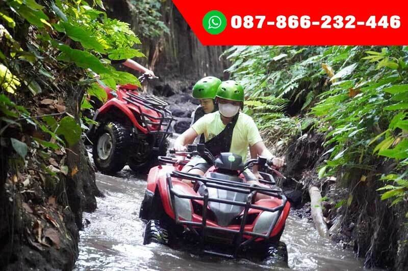 Exciting and Thrilling ATV Ride Tour in Ubud