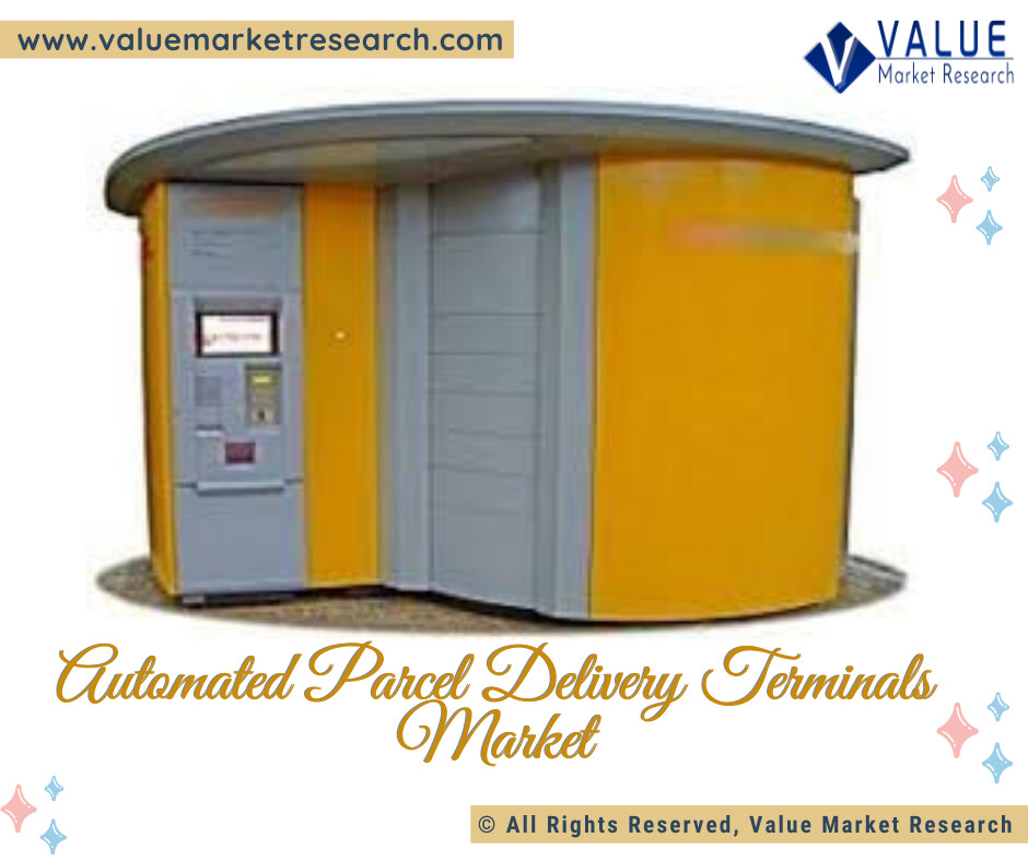 Automated Parcel Delivery Terminals Market Size, Share, Trends & Growth Report, 2020-2027