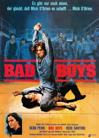 Sean Penn's Bad Boys