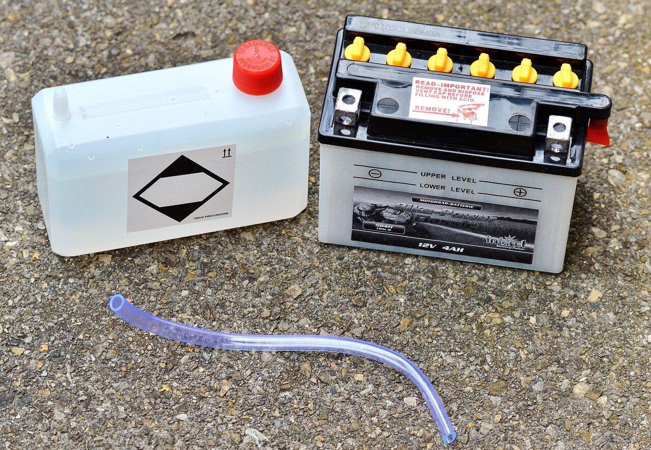 Major Signs Your Motorcycle Battery Needs To Be Replaced
