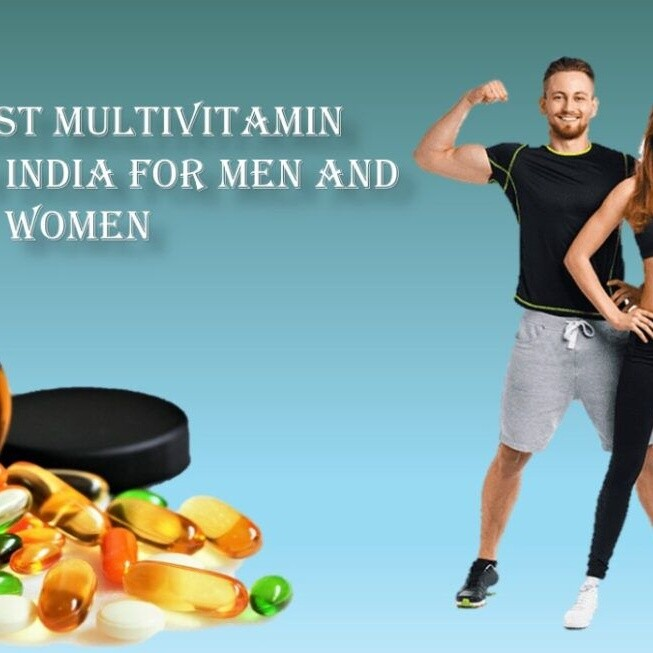 Top 9 Best Multivitamin Tablets in India for Men and Women (2021) Buying Guide & Review