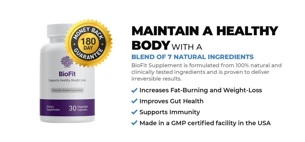 BioFit Probiotic Review – Is It an Effective Weight Loss Supplement?