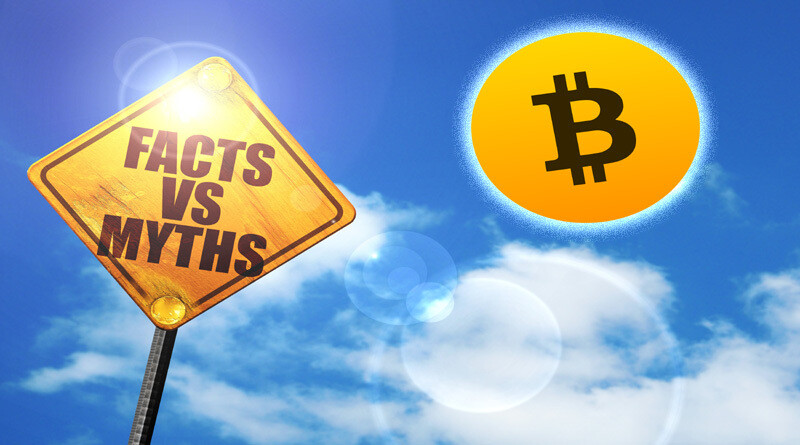 What are the most common myths about Bitcoin?