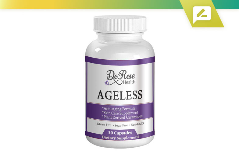 What are DeRose Health Ageless Benefits?