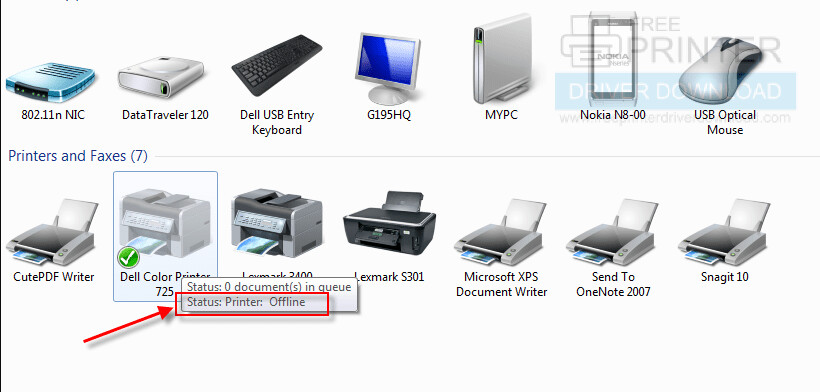 Why Brother Printer is Offline on Windows 10? How to Fix It?