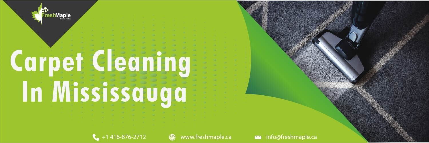 Best Carpet cleaning in Mississauga By Fresh Maple