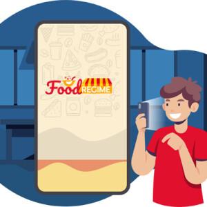 Food Regime - UberEats Clone