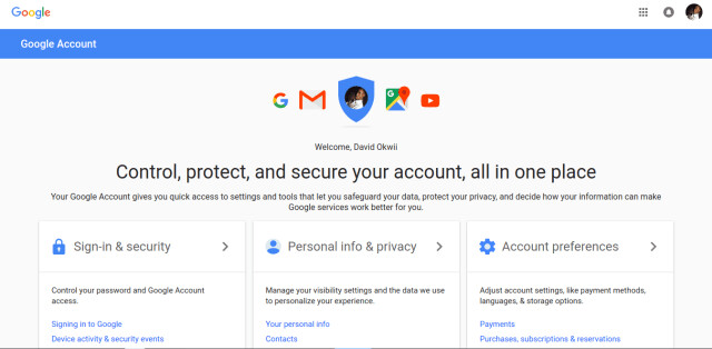 How do I recover my Gmail password?