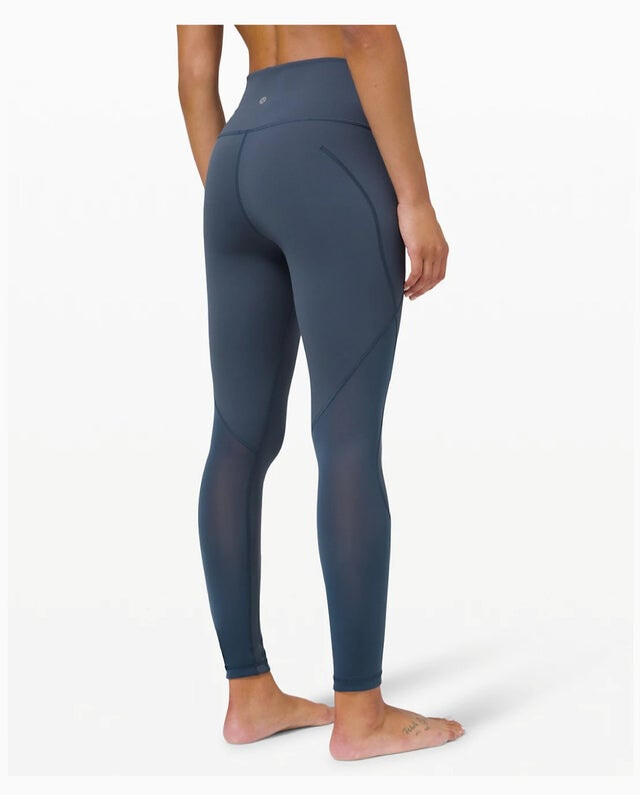 LLL is KILLING ME with all these leggings that have randomly ending seams. I love these so much but absolutely hate the back of them. WHY.