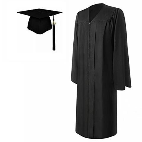 How to wear Graduation Cap and Gown & Graduation Tassels?